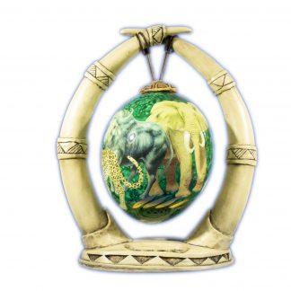 Decorative Ostrich Eggs